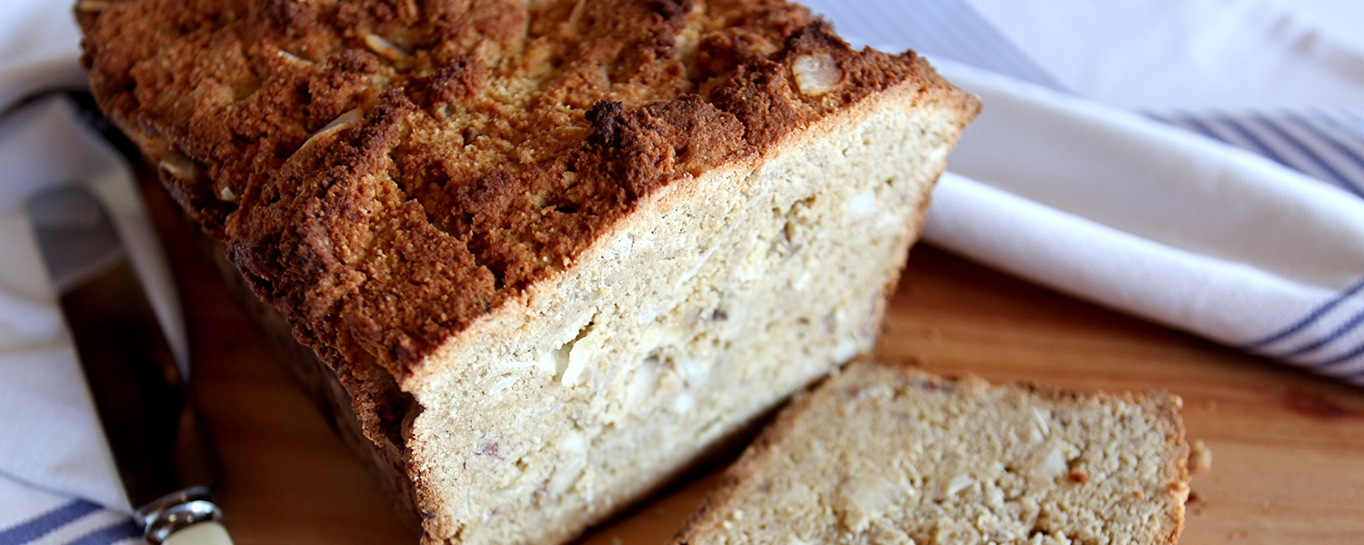 Banana-Coconut-Bread