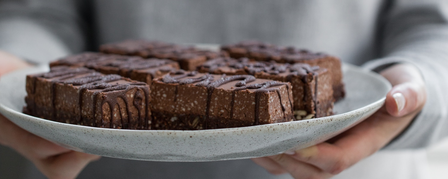 vegan-chocolate-fudge-brownie