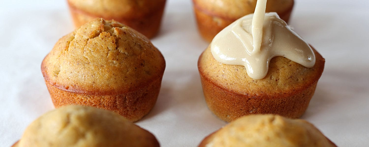 Pineapple-Ginger-Muffins