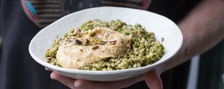 sorghum-spinach-risotto-recipe