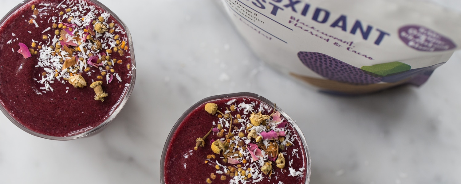 replenishing superfoods antioxidant boost smoothie recipe