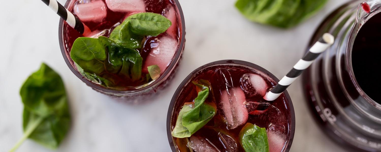 berry cider shrub recipe