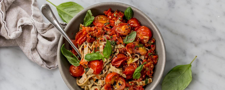 CO-AUS-bean-pasta-fettucine-tomato-sauce